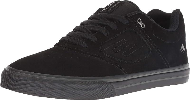 Emerica Reynolds 3 G6 Vulc Sneakers Herren Schwarz Größe 36 1/2 - 48