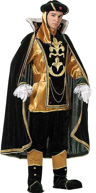 Disfraz de Paje de Rey Mago Gaspar Navidad: Amazon.es: Juguetes y ...