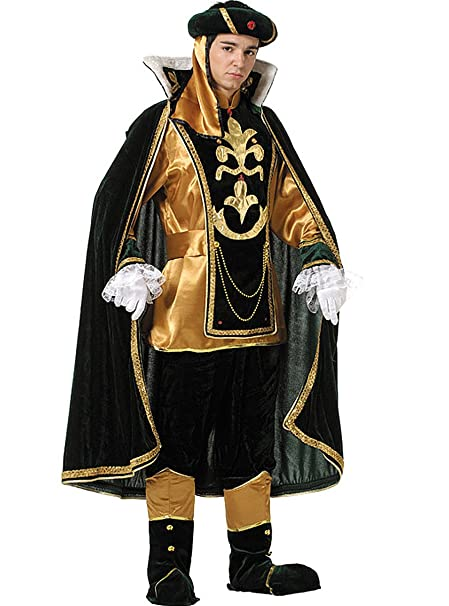 Disfraz de Paje de Rey Mago Gaspar Navidad