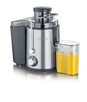 SEVIR ES 3566 Licuadora con recipiente de zumo 400 W, 500 milliliters, negro y acero inoxidable: Amazon.es: Hogar