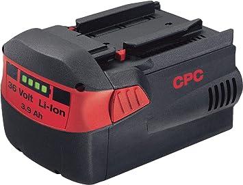 HIlti 401594 Battery pack B 36/3.9 Li-Ion wireless systems Ión de litio batería recargable: Amazon.es: Bricolaje y ...