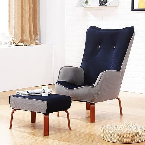 Tatami pequeño sofá solo balcón silla plegable silla de ...