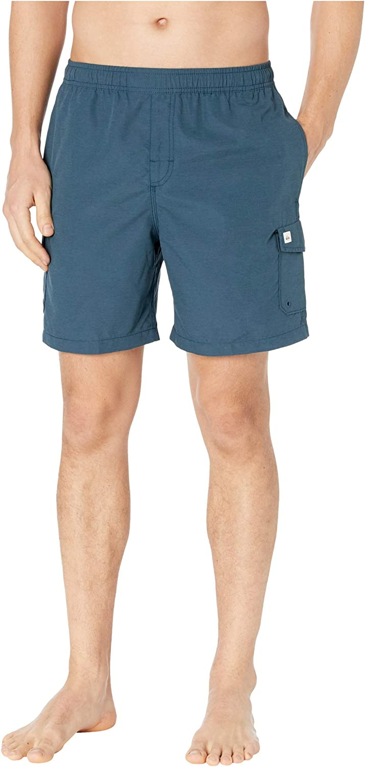 Quiksilver Mens Balance Volley 18 Swim Trunk Boardshort