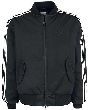 adidas Originals MA1 Padded Jacket Schwarz Herren Bekleidung