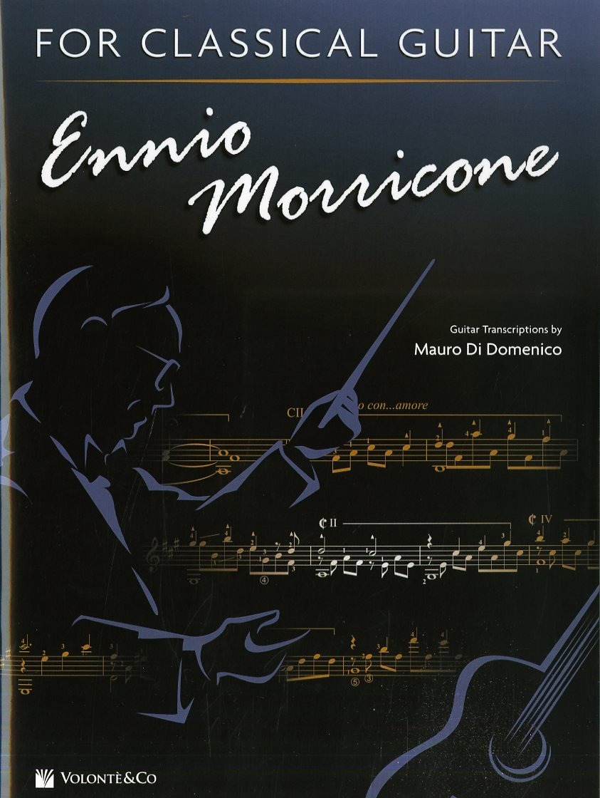 Ennio Morricone for classical guitar. Ediz. inglese e italiana ...