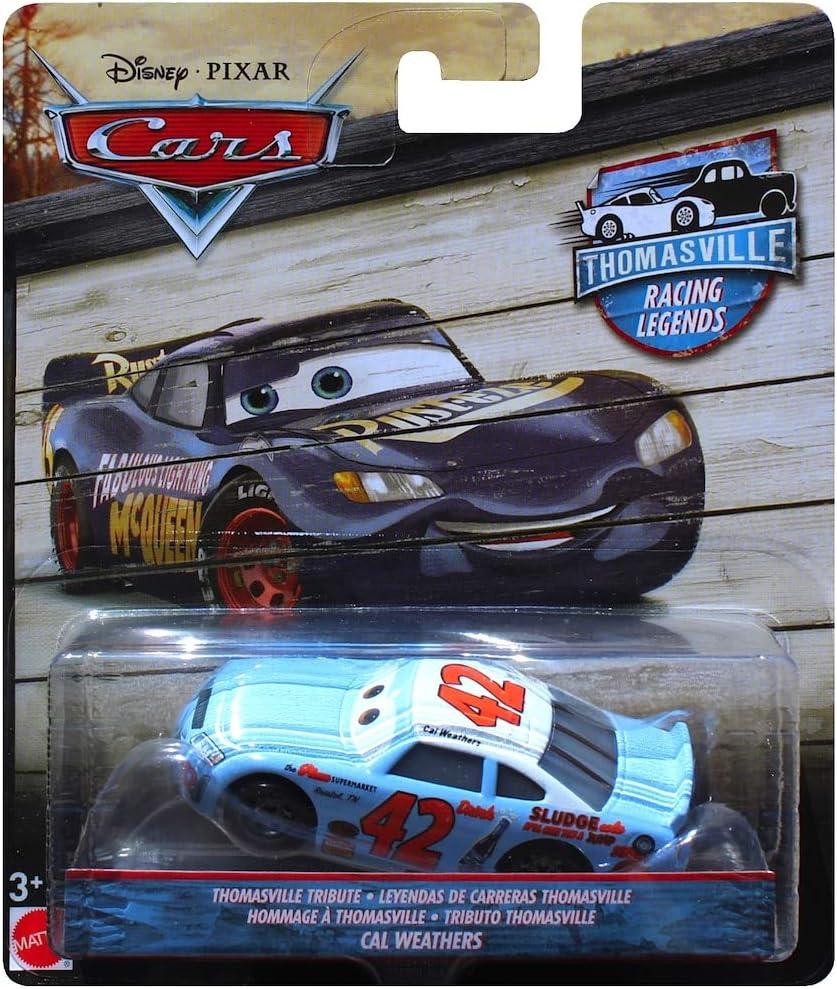 Amazon.com: Cal Weathers Thomasville Racing Legends Disney ...
