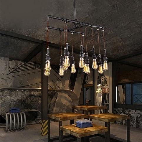 Meiren@Loft, Industrie-Design, Beleuchtung, Rohr Lampen Und Retro
