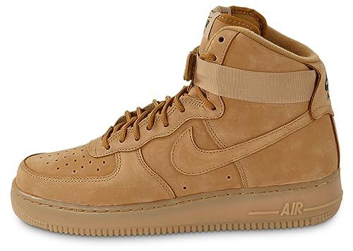 best sneakers b94ca 26aa5 Nike Lunar Force 1 Duckboot PRM, Zapatillas de Baloncesto para Hombre,  Rojo/Negro (University Red/Unvrsty Rd-Blck), 49 EU: Amazon.es: Zapatos y  complementos