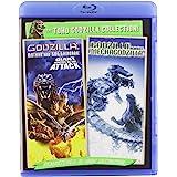 Godzilla Against Mechagodzilla (2002) / Godzilla, Mothra, and King Ghidorah: Giant Monsters All-Out Attack - Set [Blu-ray]