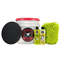 $54 » Chemical Guys HOL127 Wash and Wax Detailing Bucket Kit, 16 fl. oz., 6 Items