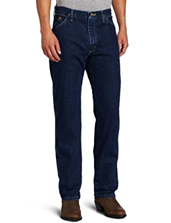 26166603 Wrangler Men's Big & Tall George Strait Cowboy Cut Original Fit Jean at  Amazon Men's Clothing store: