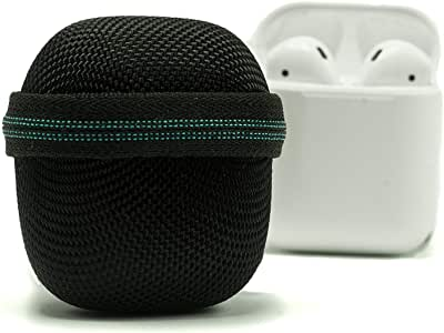 Amazon.com: PodPackz AirPods Hard Case with One Pair of