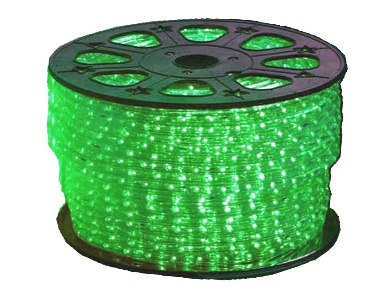 Amazon com  Green LED Round Rope Lights 3 8 inch   150 feet  Home   KitchenAmazon com  Green LED Round Rope Lights 3 8 inch   150 feet  Home  . Green Led Rope Lighting. Home Design Ideas