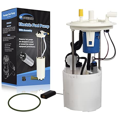Amazon com: POWERCO E2541M Electric Gas Fuel Pump Module