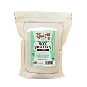 Bob's Red Mill Gluten-free Soy Protein Powder