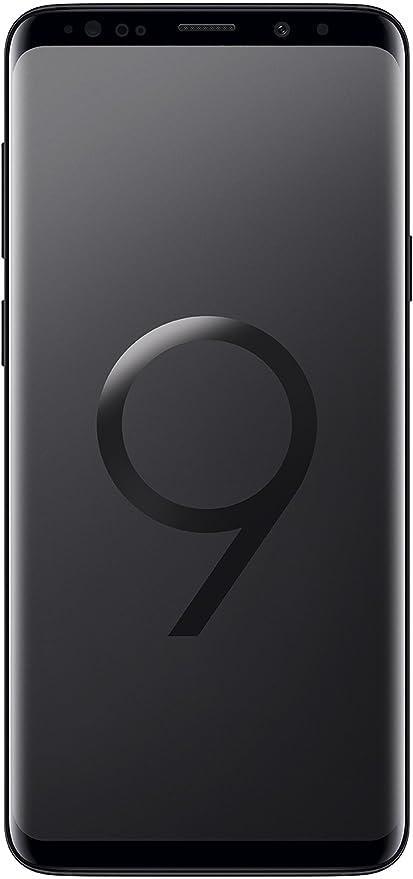 Samsung Galaxy S9 Plus 64 Gb Dual Sim Noir Amazon Fr High Tech