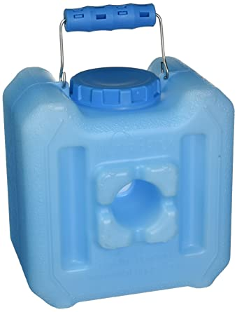 WaterBrick Emergency Water and Food Storage Containers 16 gal
