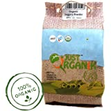 Just Organik Jaggery Powder 500gm, 100% Organic, GMO Free, Chemical Free, Pesticide Free, USDA Certified