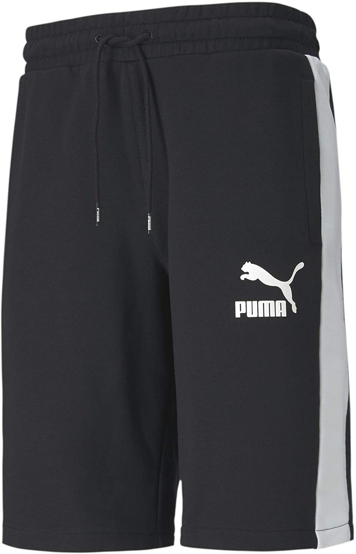 PUMA Iconic T7 Herren Shorts Puma Black L: : Bekleidung