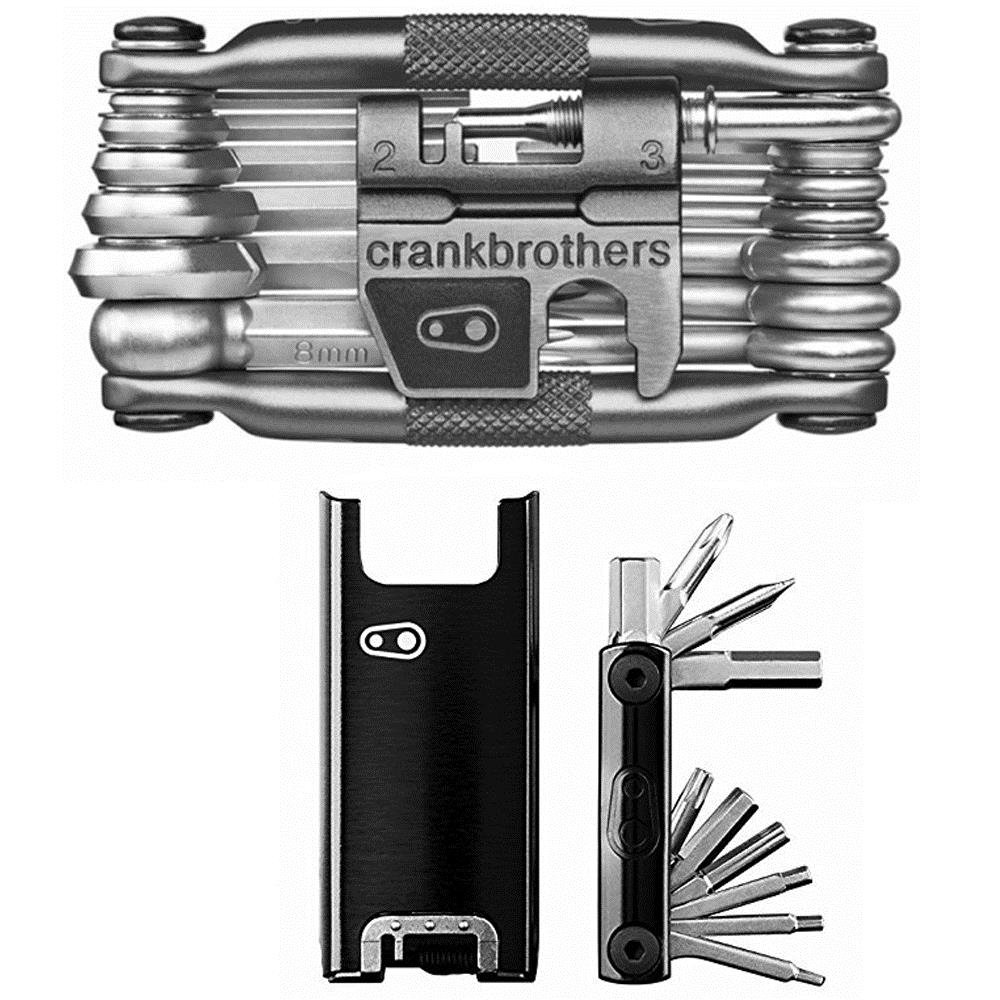 Crank Brothers F-15 Tool M19 Bicycle Multi Tool: The Smart Cyclist's Pocket Maintenance Kit
