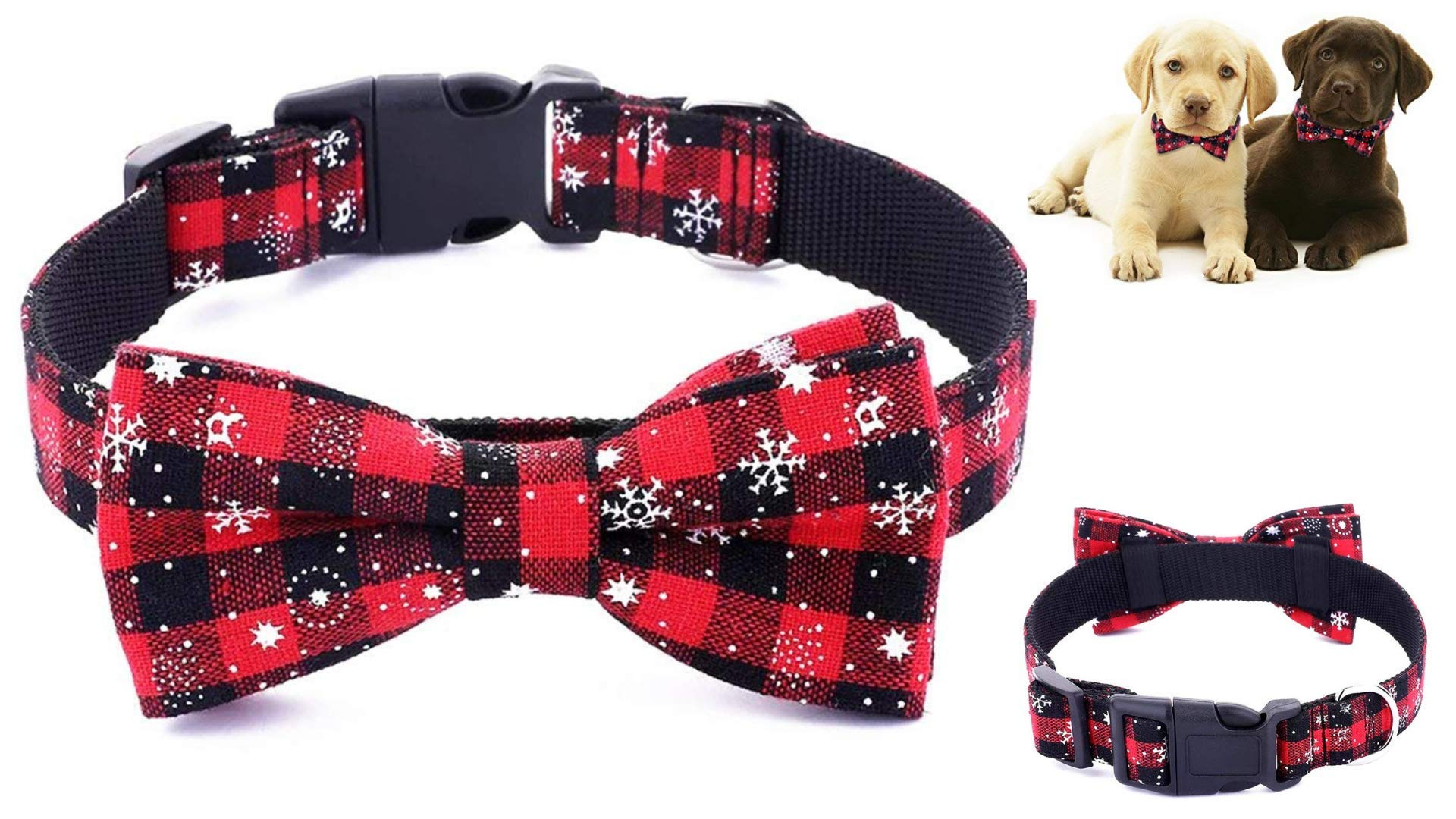 Dog Cat Collar | Dog Cat Bow Ties | Dog Collar | Cat Collar | Pet Gift | Christmas Pet Collar | Dog Bowtie Christmas | Red Colour |Collar Length 13.5"|1920|1080|?|ee0c1f2c8ac77434704c6d62ac5f1155|True|False|UNLIKELY|0.3375663459300995
