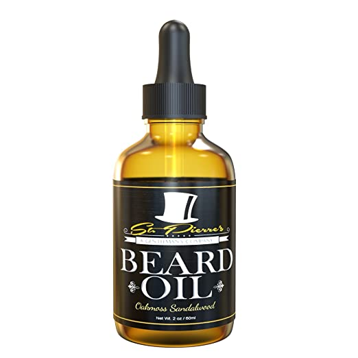 St, Pierre's Sandalwood Beard Oil & Conditioner Review