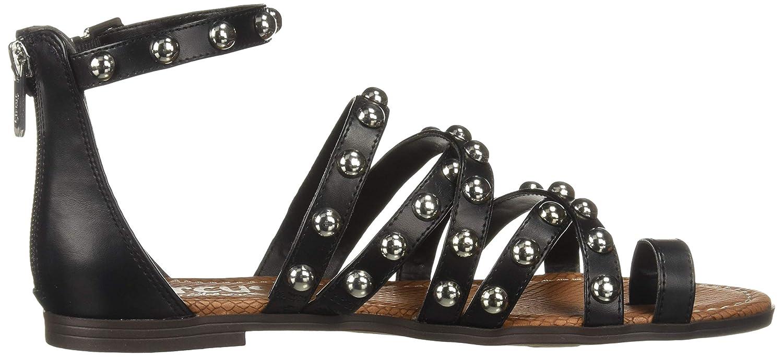 2077c5347 Amazon.com  Circus by Sam Edelman Women s Carla Flat Sandal  Shoes