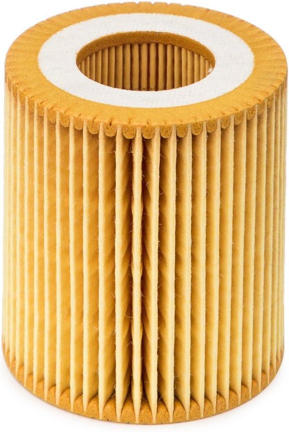Originale MANN-FILTER Filtro Olio HU 711//4 X Per Automobili Set Filtro Olio con guarnizione Set di guarnizioni