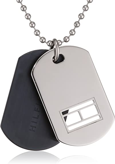 collier tommy hilfiger homme