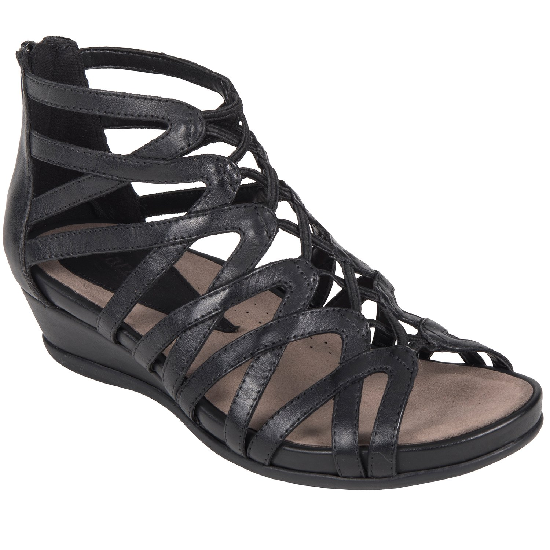 Earth Shoes Juno Women's Black 7 Medium US