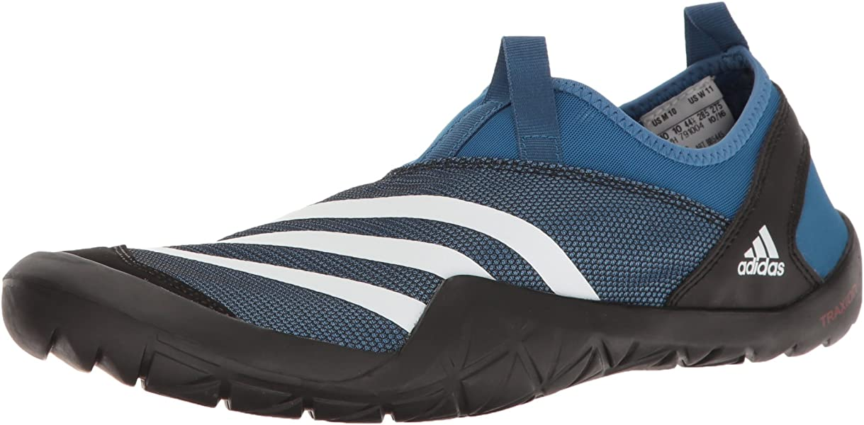 634dd826f96 adidas Outdoor Men s Climacool Jawpaw Slip-on Water Shoe