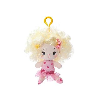Aurora World (Cutie rizos Isabella Mochila Clip: Juguetes y juegos