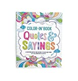 OOLY, Color-In' Book, Quotes & Sayings