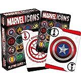 Aquarius Marvel Icons Playing Card