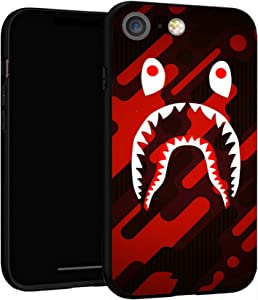 iPhone 6 Case 6S Case,Case Cover for iPhone 6/6S (Bape-Shark-2)