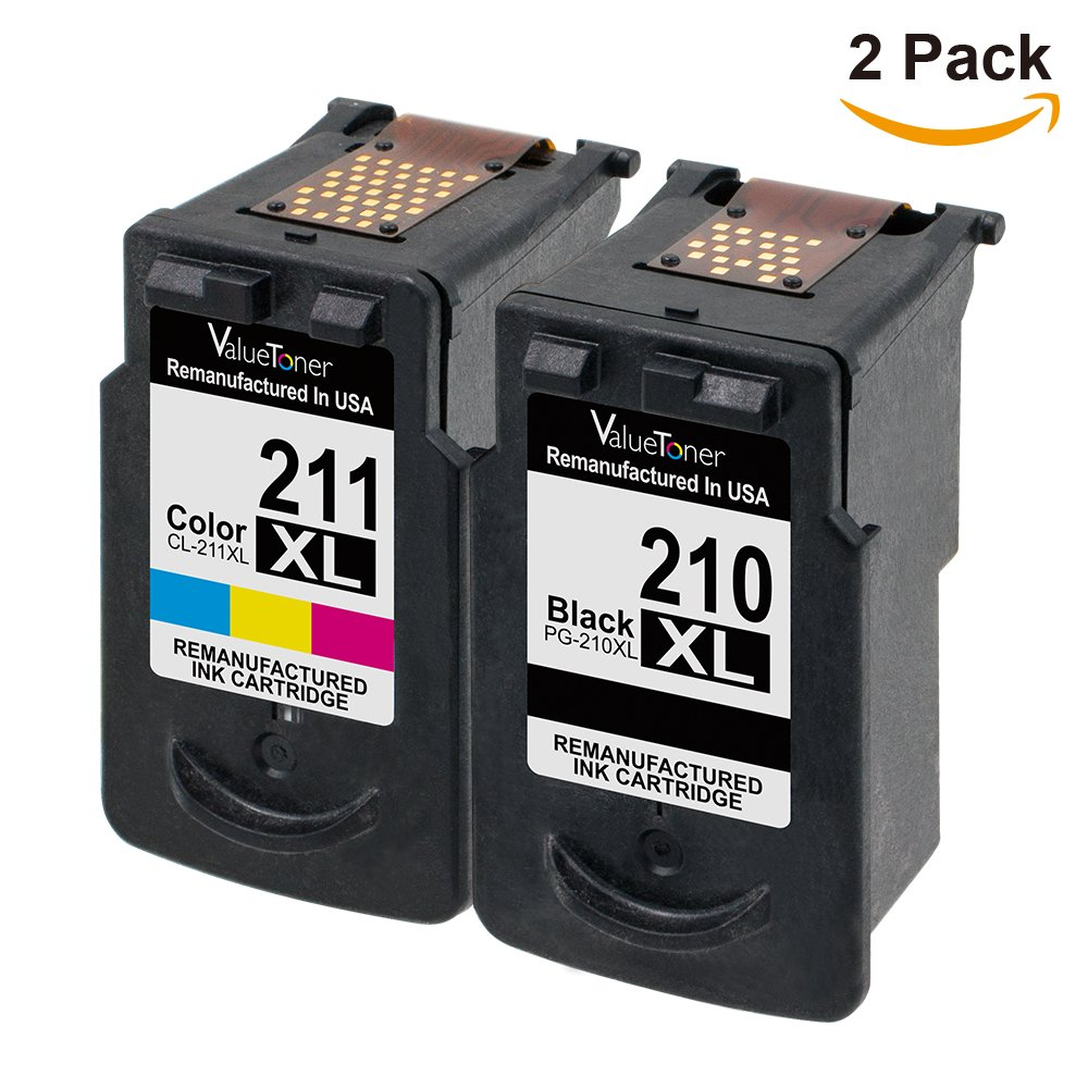 3 PK for Canon PG-210XL CL-211XL Ink Cartridges PIXMA iP2700 MP250 MP490 MX330
