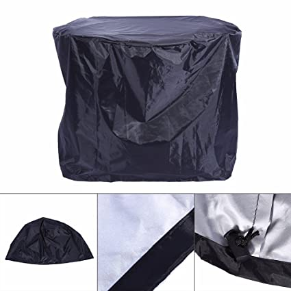 Stone Wordd Gas Grill Cover Outdoor Rain Grill Barbacoa Anti Dust Protector for Gas Charcoal Electric