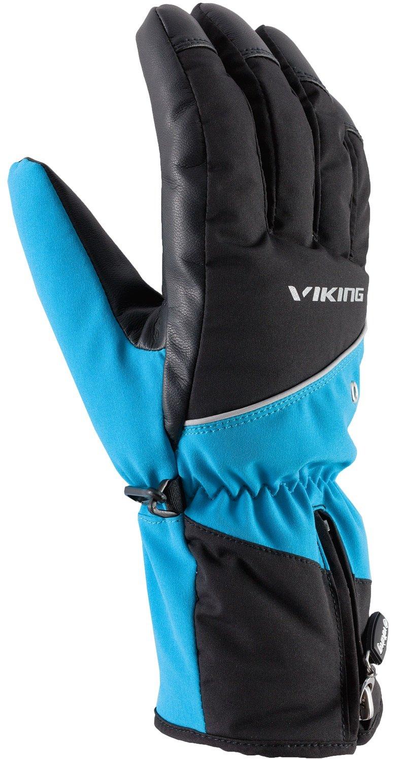 Viking Handschuhe Winter Skihandschuhe Damen und Herren - sehr warm - mit Primaloft Isolierung - Crispin