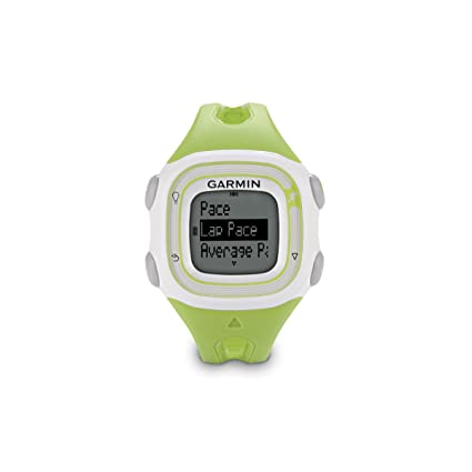Garmin Forerunner 10 >> Garmin Forerunner 10 Gps Watch Green White