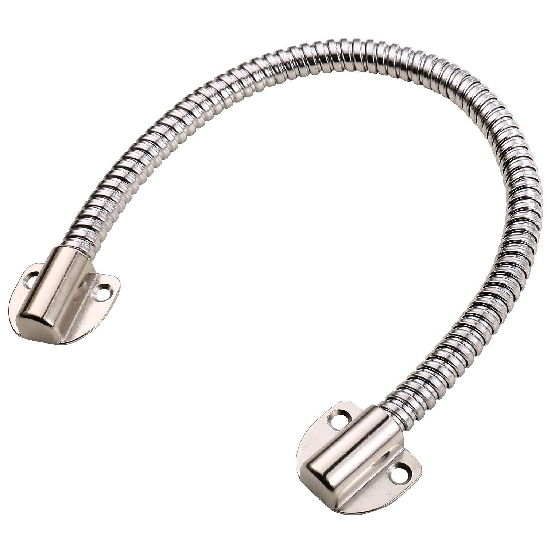 UHPPOTE Boucle de porte en alliage pour le montage d'exposition adapté au fil de protection pour contrôle d'accès DLK-403B