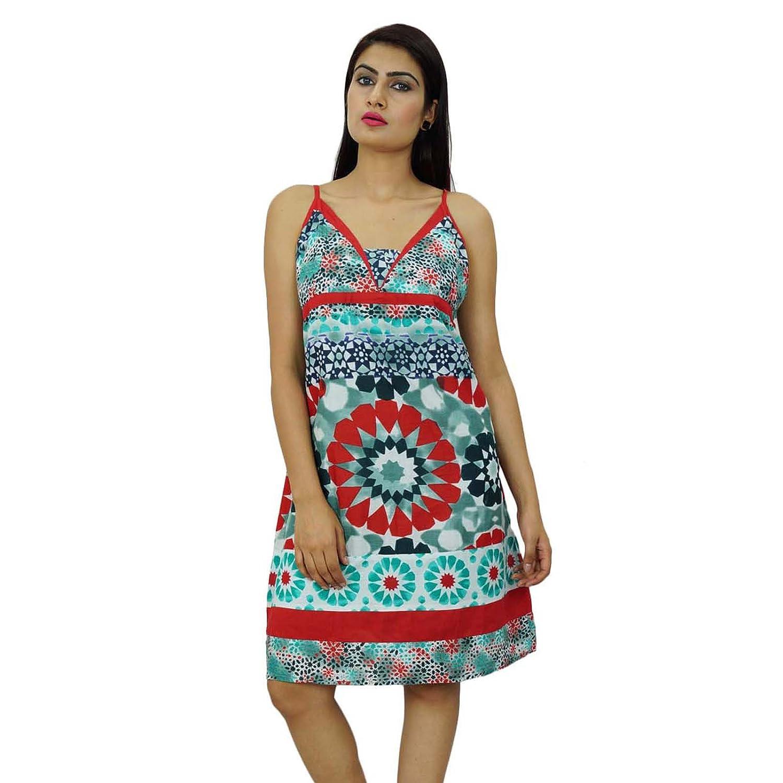 Beiläufiges Sommer-Kleid Sleeveless lange Größe S Frauen-Partei-Wear Strand Sundress