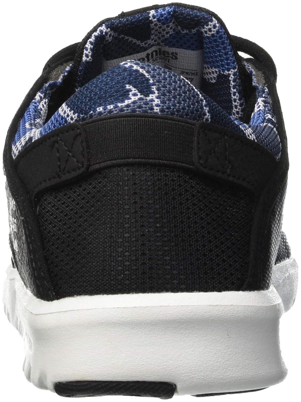 Etnies Scout scarpe da ginnastica Uomo Uomo Uomo B0791VYS4G 42 EU Nero (nero blu grigio 588) | Forte valore  | Design affascinante  | vendita all'asta  | Usato in durabilità  | Nuovo 2019  | Nuovo Arrivo  1b4f9e