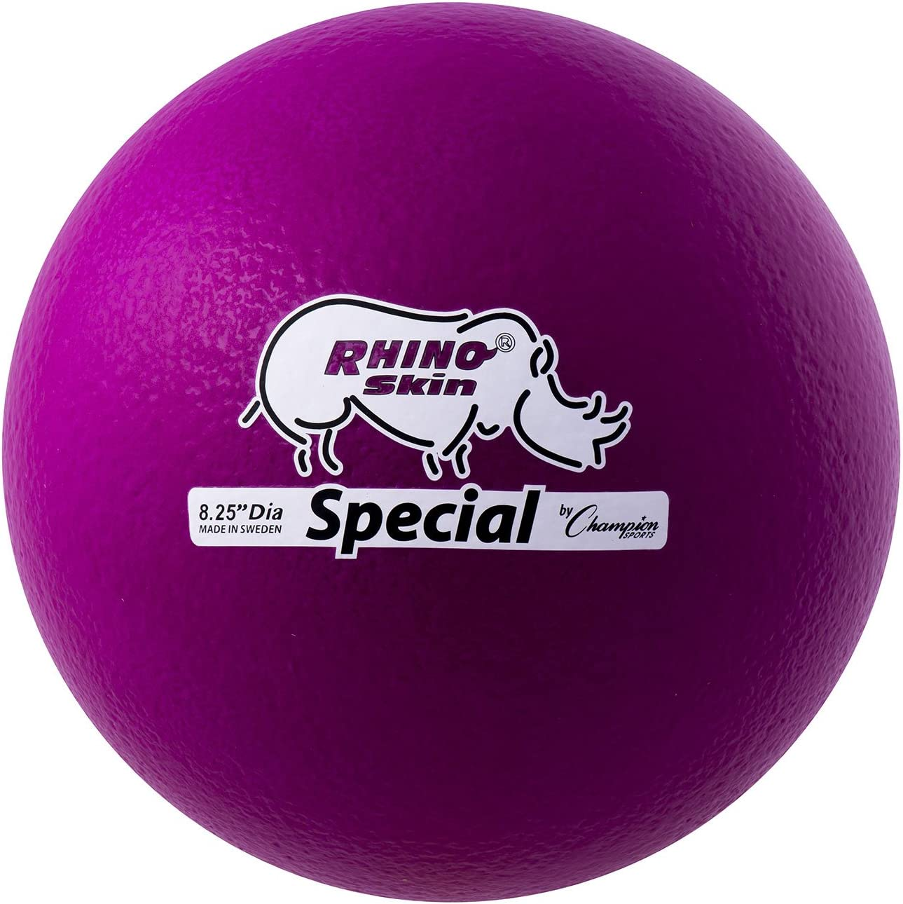 Champion Sports - Pelota Especial de Piel de Rinoceronte, Unisex ...