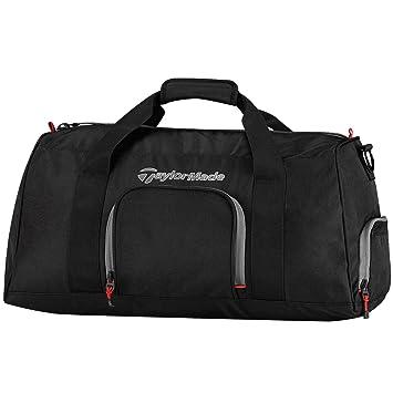 Amazon.com : 2015 TaylorMade Player's Mens Golf Duffle Bag/ Travel ...