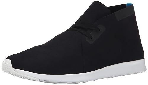 Native Shoes Zapatillas de Material Sintético Para Hombre Negro Negro, Color Negro, Talla 44 EU