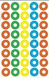 Avery Zweckform 3055Reinforcers Label Votive (Tear), 160Stickers multicoloured