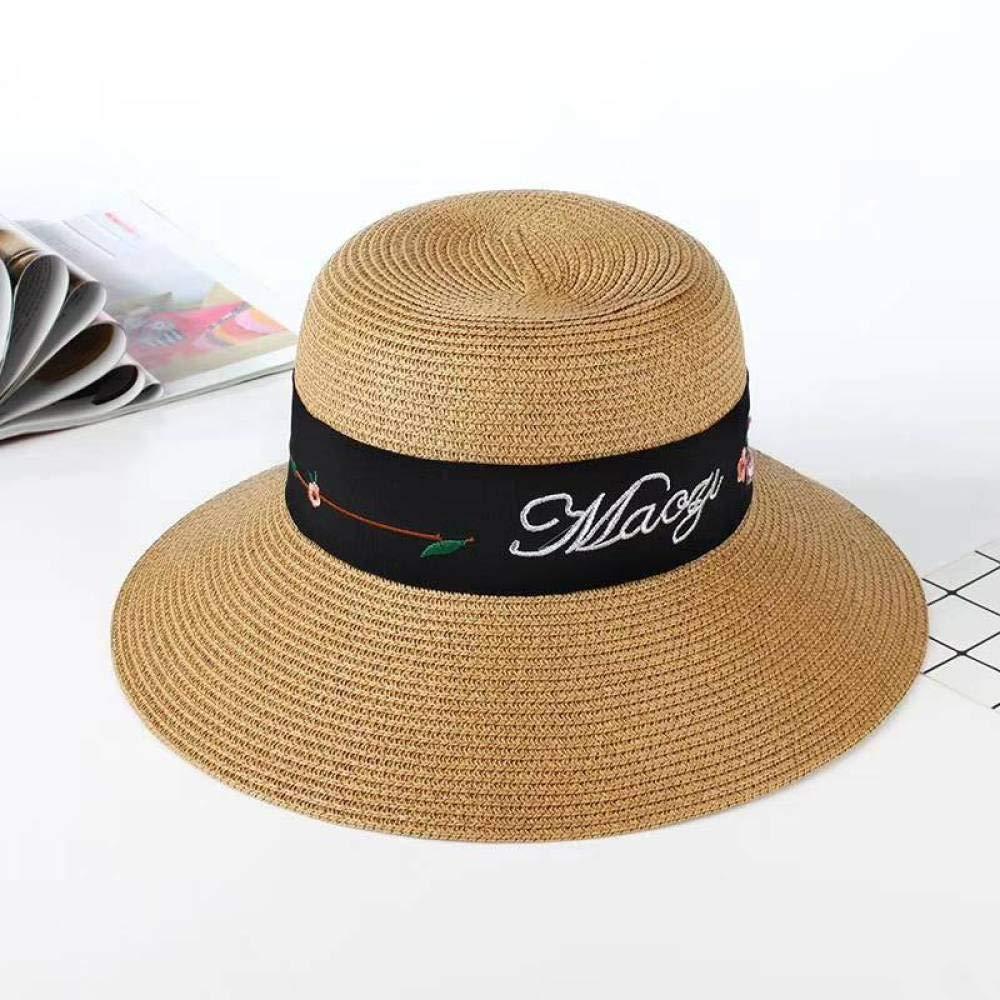 Flores Bordadas Gorras de Lavabo inglesas Vacaciones en la Playa ...