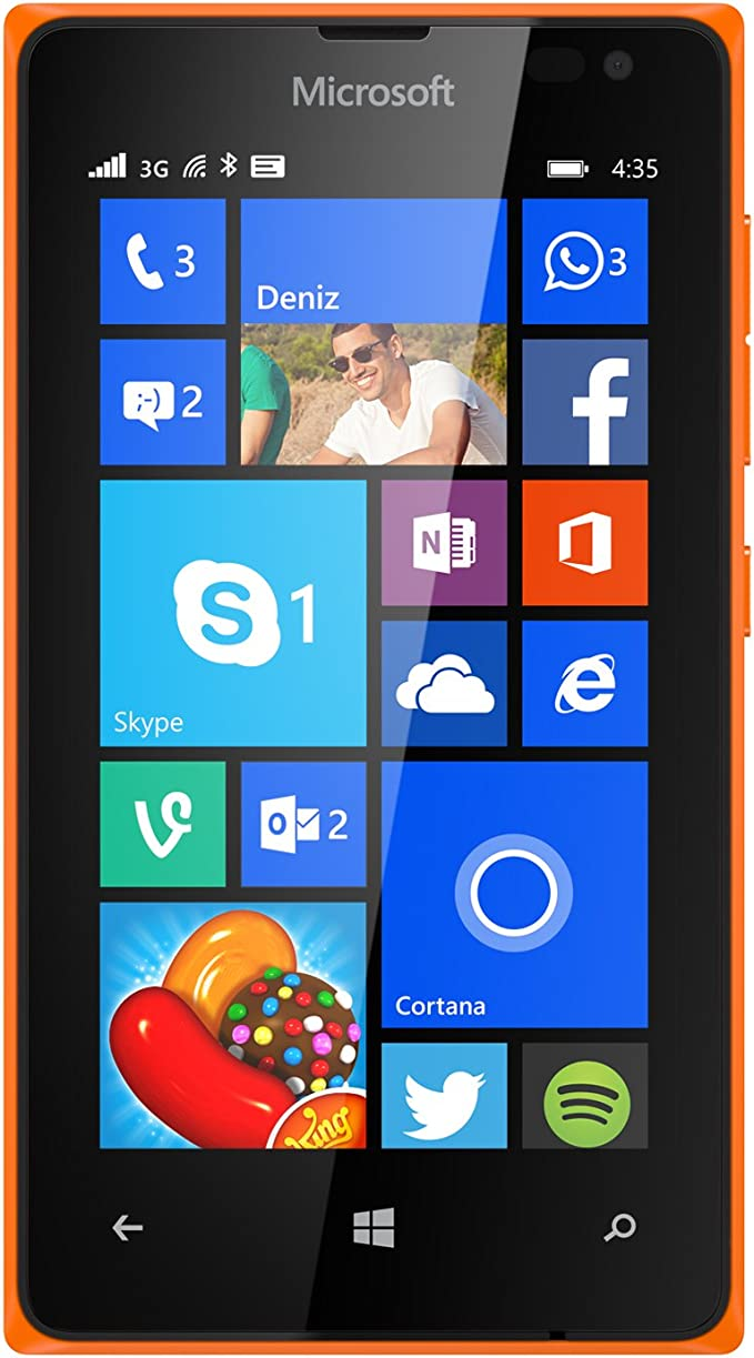 Nokia Lumia 435 DS - Smartphone libre Windows Phone (pantalla 4 ...