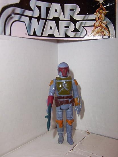 Amazon Vintage Star Wars 39250 1979 MINT Boba Fett Loose Figure