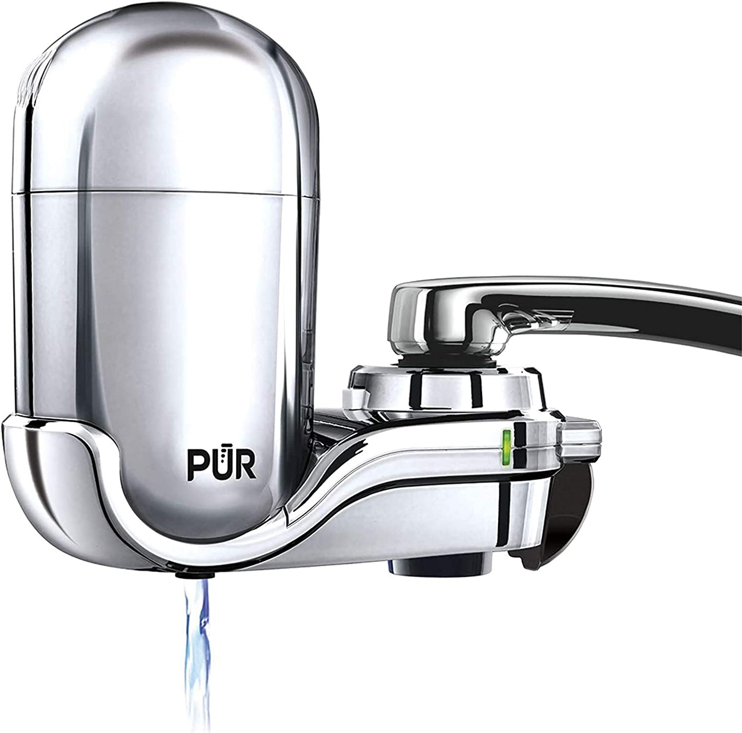 The Best faucet mount water filter - Our pick